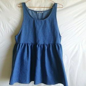 U.O Urban Renewal Jean Dress M